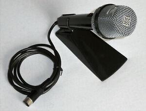 Telefunken Reporter Mikrofon TD 300 Dynamisches Mono Stereo Mikro