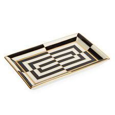 Jonathan Adler - Rectangular Porcelain Tray - Op Art