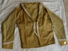 WWII Royal Italian Navy Tropical Uniform- Jacket and Pants- 1930s-40s