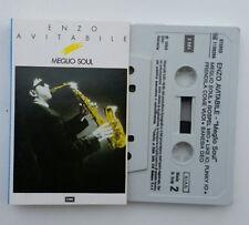 MC Musicassetta Enzo Avitabile Meglio Soul Cassette Tape