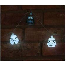 Star Wars Stormtrooper and Darth Vader 3d String Lights