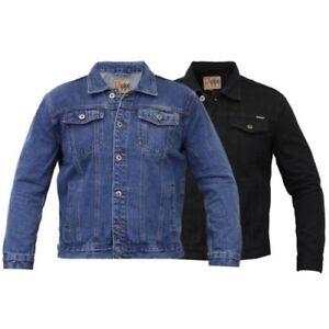 Mens Denim Jackets By Duke Big King Size