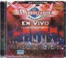1 CD + 1 DVD Arolladora Banda El Limon CD En Vivo Desde El Coloso De Reforma NEW