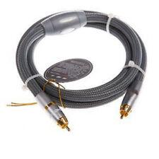 choseal Q852 OD10mm 1.5m Audiophile hifi OFC Audio Cable hifi RCA Cable M2925 QL