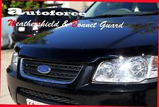 QUALITY FORD TERRITORY 2004-2011 SX/SY SMOKE TINTED BONNET HOOD PROTECTOR GUARD