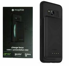 Mophie Charge Force for Samsung Galaxy S8 Magnetic Case and PowerStation Mini