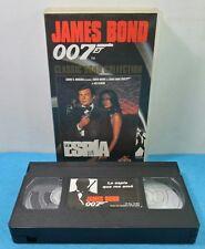 VHS CLASSIC JAMES BOND 007 COLLECTION VINTAGE - LA ESPIA QUE ME AMO