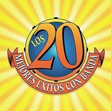 Banda el recodo,vaqueros Musical,Los Humildes,banda maguey,Banda Machos CD NEW