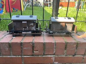 Scratch Built Wagon G scale for Garden Railway,  , Built Well Wagons ,