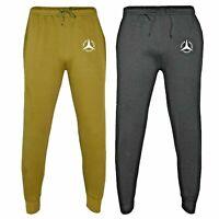 Storm Island Men's Slim Fit Tracksuit Trouser Fleece Bottom Skinny Sweat Pants