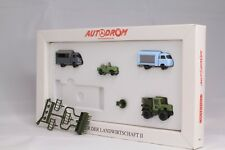Wiking 99036 Klassiker der Landwirtschaft II (2) Jeep...