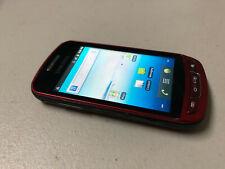 Samsung Admire SCH-R720 - Red (UNKNOWN CARRIER) Smartphone - AS IS