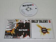 Billy Talent/Billy Talent II (Atlantic 7567-83941-2) CD Album