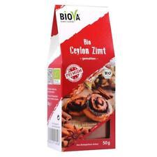 Bio Ceylon Zimt, gemahlen, 50 Gramm (13,98 EUR/100 g)