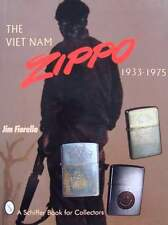 LIVRE/BOOK : THE VIETNAM ZIPPO 1933-75 price guide de prix,argus,briquet,lighter