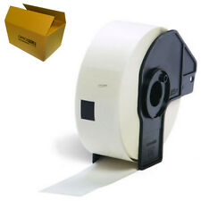 100 ROLLS BROTHER- DK-11201 DK11201 (29x90mm) COMPATIBLE ADDRESS SHIPPING LABELS