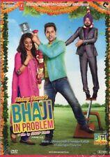 BHAJI IN PROBLEM - ORIGINAL BOLLYWOOD PUNJABI DVD - FREE POST