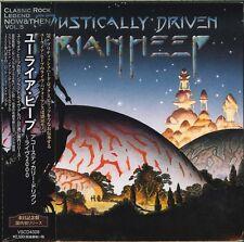 URIAH HEEP-ACOUSTICALLY DRIVEN-JAPAN MINI LP CD Ltd/Ed F56