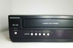 Magnavox DVD/VCR Player Recorder Combo w HDMI with Remote ZV427MG9 Nice