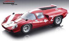 1967 Lola T70 MK3 #2 Brands Hatch D. Hobbs Tecnomodel 1:18 PRE-ORDER LE of 90