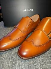 Alfani Men's Eli Wingtips Color Tan Shoe Size 9 or Size 10 To choose from.