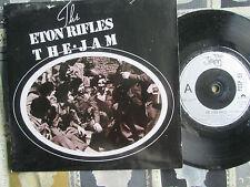 "The Jam – The Eton Rifles Polydor – POSP 83 Pic/Sleeve UK 7"" Vinyl single 45"