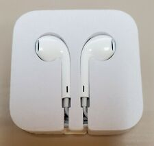 Genuine Apple Wired Earbuds OEM from iPod Touch - 3.5mm Jack earpods headphones