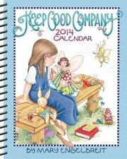 Mary Engelbreit 2014 Weekly Planner Calendar: Keep Good Company
