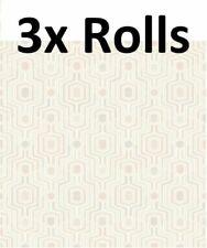 Grandeco Roll Geometric Wallpaper Rolls & Sheets