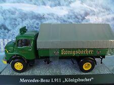 1:43 PREMIUM CLASSIXXs (Germany) MERCEDES-Benz truck  L911 limited 1 of 500