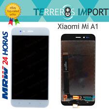 "Pantalla Completa lcd para Xiaomi Mi A1 Blanco 5,5"" Calidad Original"