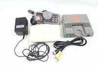 NEC PC engine CORE GRAFX CoreGrafx PI-TG7 Console tested working Japan