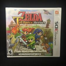 The Legend of Zelda: Tri Force Heroes (Nintendo 3DS) BRAND NEW