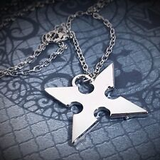 Kingdom Hearts - Nobody Star - Organization XIII - Collectible Chain Necklace