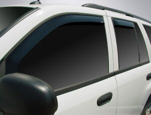 In-Channel Vent Visors for 2002 - 2006 GMC Envoy XL