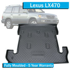Lexus LX470 (1999-2007) - Boot Liner / Cargo Mat - With 3rd Row A/C