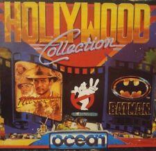 Hollywood Collection (Ocean, 1991) c64 (Box, Manuale, 3 Disk) 100% ok Batman