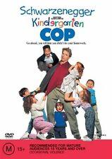 Kindergarten Cop * NEW DVD * Arnold Schwarzenegger (Region 4 Australia)