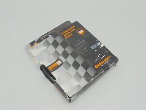 "Continental 'Competition' 28""x25mm Vectran Black Chilli Tubular Tyre-Black/Black"