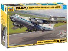 Zvezda 1/144 IL-76MD Russian Strategic Airlifter # 7011