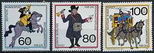 West Germany 1989 SG#2289-91 Postal Deliveries MNH Set #D249