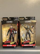 Marvel Legends- Antman & Wasp (No BAF)