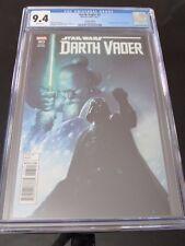 Star Wars Darth Vader #3 Cgc 9.4 Giuseppe Camuncoli 1st app Kirak Infil'a