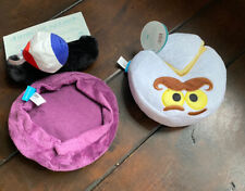 New listing Lot Of 2 New Bark Box Frenchies In Paris Dog Toys - Size M/L - Nwt