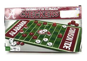 NIB University Of Alabama Checkers Masterpiece Crimson Tide Game Saban Football