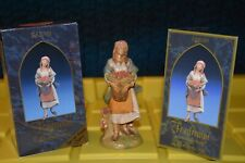 Fontanini Heirloom Nativity, Sarah, Special Event Figure, 65157, W/Box, Signed