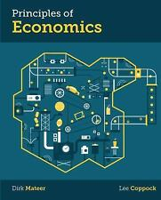 Principles of Economics by Dirk Mateer and Lee Coppock (2013, Hardcover)