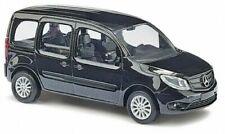 Bus miniatures noirs pour Mercedes