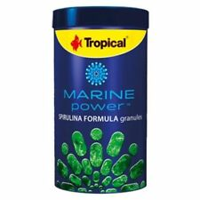 1000 ML Tropical Navy Power 36% Spirulina Formula Granulate Premium Saltwater