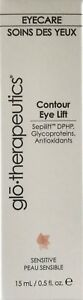 glo Therapeutics Contour Eye Lift - 15 ml / 0.5 oz  (New in  box)